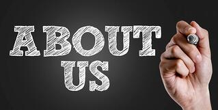 about us page for roofing website