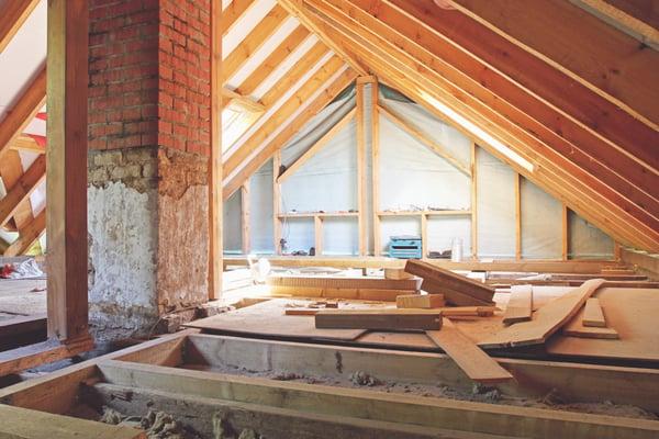 remodeling attic