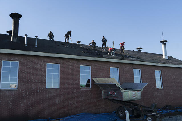 roofing productivity