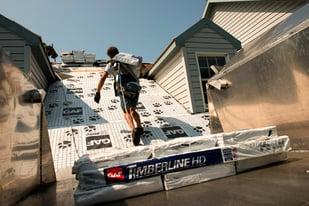 equipter rb4000 lifting shingles
