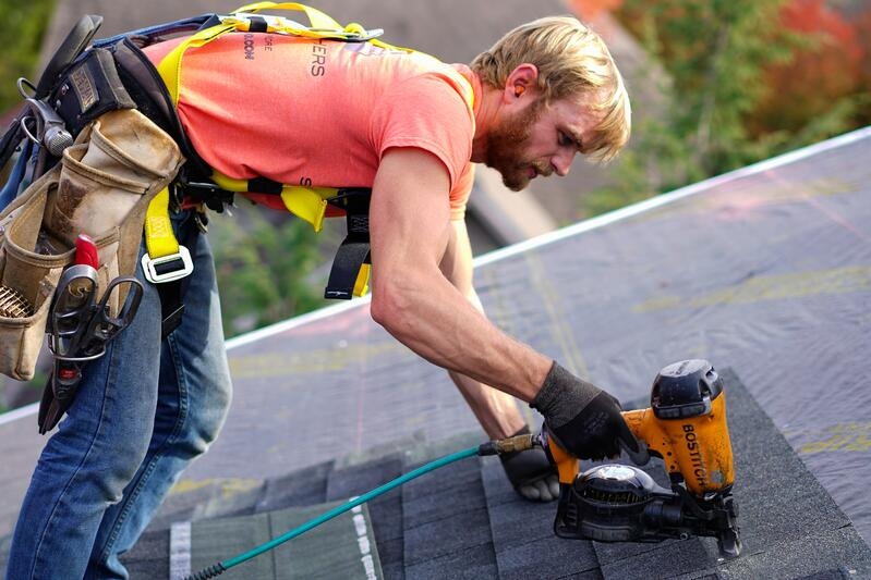 roofing crews