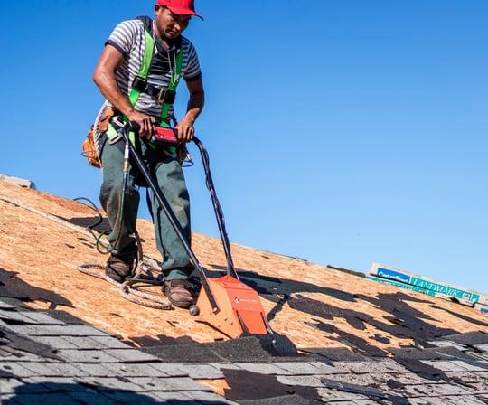 shingle hog roofing tool