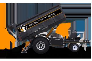 equipter dt3000 dumping