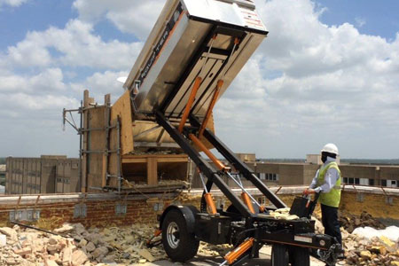commercial roofing equipment