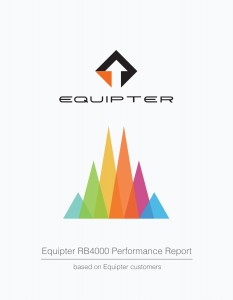 equipter rb4000 customer survey