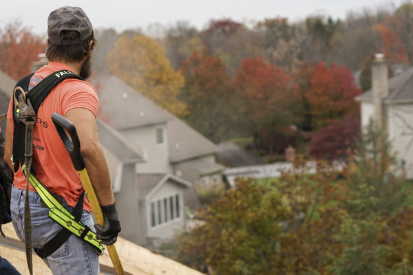 fall to-do list for your roofing business