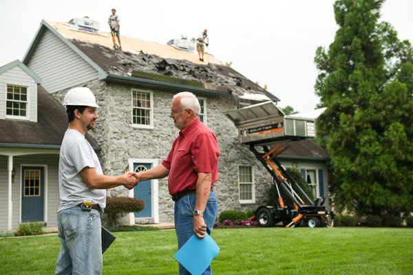 CRM for roofers