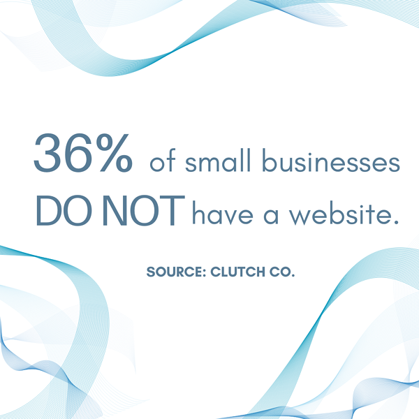 small businesses without websites
