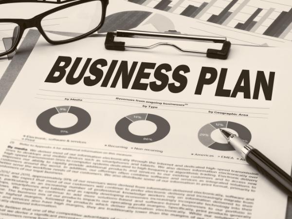 equipment business plan