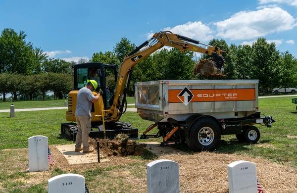 rb3000 grave digging