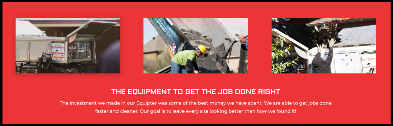 watkins construction equipter