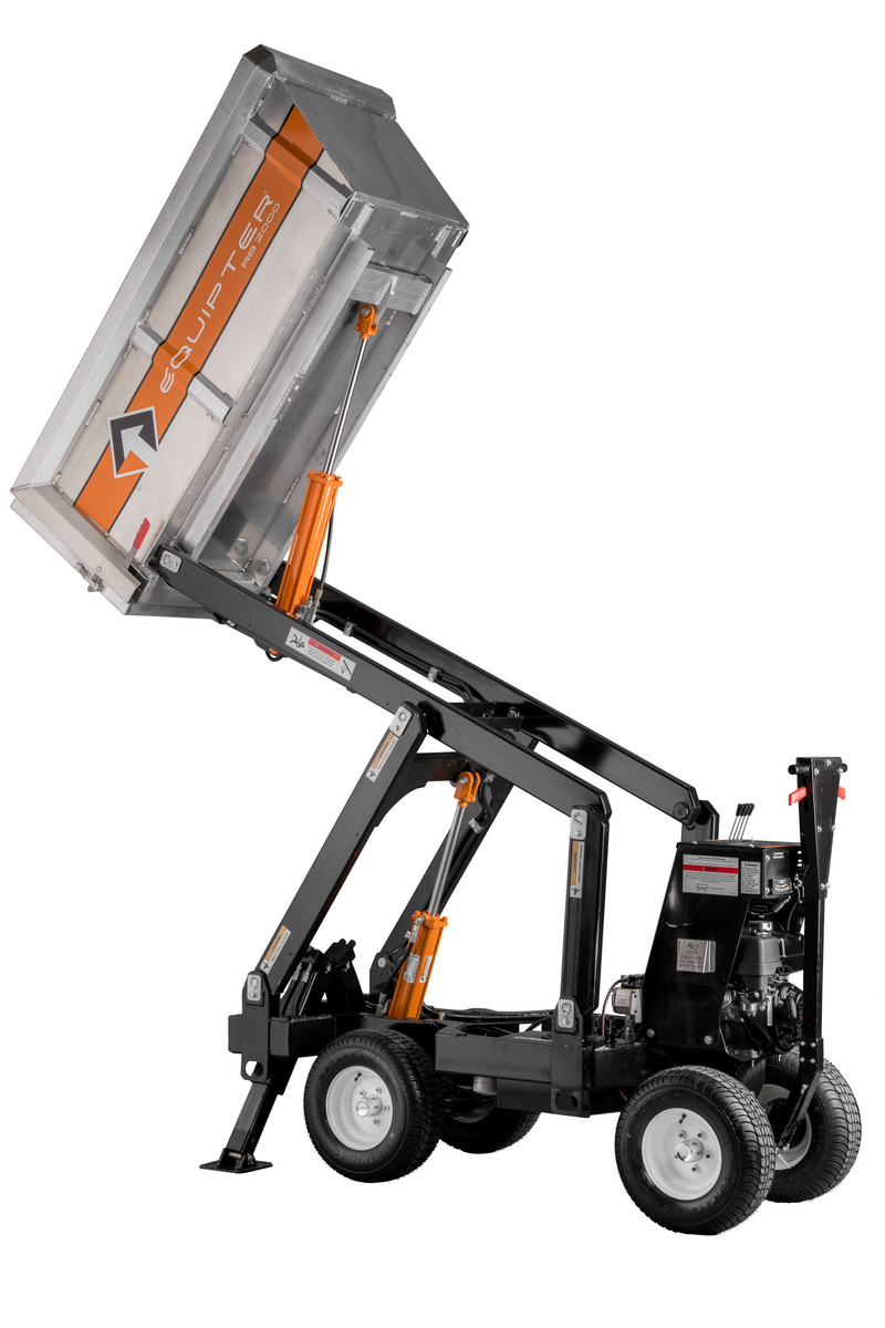 updated RB2000 equipter lift