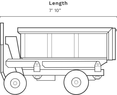 RB2000 height and width