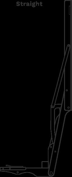 brake storage position